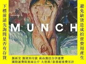 二手書博民逛書店Edvard罕見Munch: ArchetypesY26437