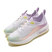 Nike 休閒鞋 Wmns Air Max DIA SE 白 彩色 女鞋 塗鴉鞋墊 漸層設計 厚底 氣墊 運動鞋【PUMP306】 CW4316-171