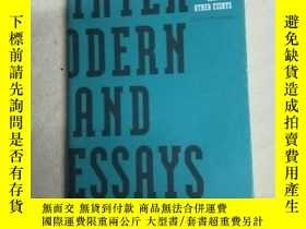 二手書博民逛書店the罕見printer of modern life and