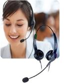 瑞通 雙耳 總機電話耳機 耳機麥克風 行銷 業務 客服 耳機推廌 總機電話耳機專用