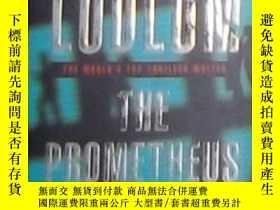 二手書博民逛書店《罕見The Prometheus Deception 》Rob