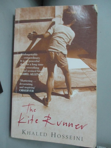 【書寶二手書T2/原文小說_KQP】Kite Runner_Hosseini, Khaled