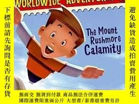 二手書博民逛書店Flat罕見Stanley s Worldwide Adventures #1: The Mount Rushmo