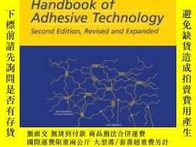 二手書博民逛書店Handbook罕見Of Adhesive TechnologyY256260 Pizzi, Antonio