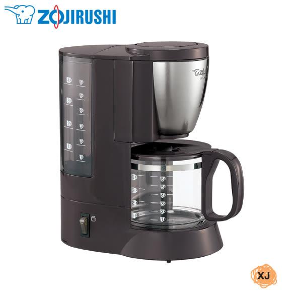 象印*6杯份*咖啡機EC-AJF60