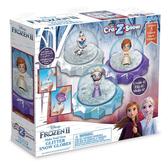 冰雪奇緣水晶球製作組