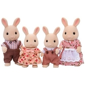 森林家族 牛奶兔家庭組_EP14370