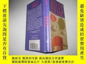 二手書博民逛書店HOLES罕見(尋寶小子) 英文原版Y9112 Louis Sa