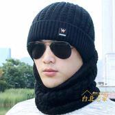 毛帽帽子男冬天韓版百搭男士針織帽刷毛保暖毛線帽冬季青年護耳套頭帽 交換禮物