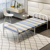 折疊床 單人床家用午休床簡易便攜學生床木板床午睡床
