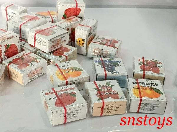 sns 古早味 懷舊零食 丸川 口香糖 彈珠 水果 口香糖 彈珠 水果口香糖 彈珠口香糖 50小盒