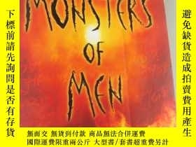 二手書博民逛書店Monsters罕見Of MenY85718 Patrick Ness 著 CANDLEWICK PRESS