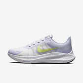 Nike Wmns Zoom Winflo 8 [DM7223-111] 女 慢跑鞋 運動 休閒 輕量 透氣 緩震 白紫