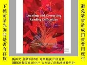 二手書博民逛書店Locating罕見And Correcting Reading