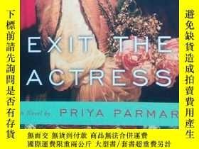 二手書博民逛書店Exit罕見the ActressY266176 Priya P