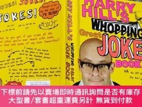 二手書博民逛書店Harry罕見Hill s Whopping Great Joke BookY22224 Harry Hill