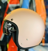 ZEUS 瑞獅安全帽,ZS-388,zs388,素色/消光玫瑰金