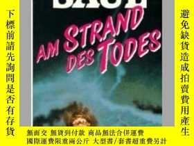 二手書博民逛書店罕見二手!Am Strand des Todes : Roman