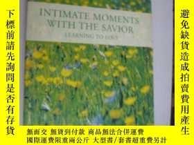 二手書博民逛書店Intimate罕見Moments with the Savio