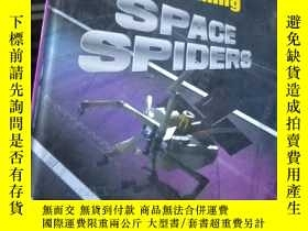 二手書博民逛書店Wed罕見- Spinning Space SpidersY15