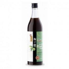 陳稼莊 梅子醋(加糖) 600ml