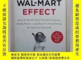 二手書博民逛書店英文原版罕見The Wal-Mart Effect by Cha