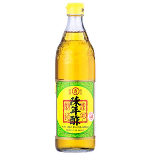 工研陳年醋600ml/瓶【愛買】