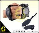 SWD8 單眼相機 類單眼 專用 高級 橢圓式 手工皮革 手腕帶 固定帶 穩定帶