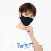 口罩 口罩夏天防曬防塵透氣防紫外線獨立包裝成人黑色兒童學生面罩-Ballet朵朵