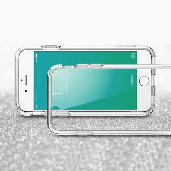 Apple iPhone 6 Plus/6s Plus 5.5吋 高質感雙料材質 透明TPU+PC手機殼/保護套