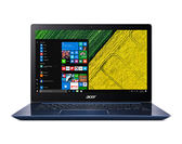 ACER SF314-54-57XH皇家藍(i5-8250U/4G/1TB/Win10) 極致輕薄14吋 筆電 加碼送無線鼠