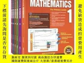 二手書博民逛書店SAP罕見Learning Mathematics 新加坡數學