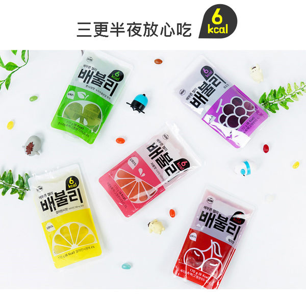 韓國 Dashin 低卡蒟蒻果凍 170g 節食好夥伴 SP嚴選家