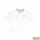 PUMA 女圓領T(短) 流行系列DIGIT短袖T恤-53128402