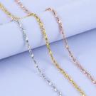 美曼s925純銀滿天星銀飾品鎖骨鏈無吊墜...