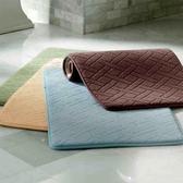 地毯衛生間吸水地墊廚房腳墊衛浴室防滑墊子家用門口進門門墊臥室地毯