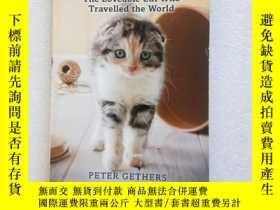 二手書博民逛書店Norton罕見The Loveable Cat Who Travelled the WorldY11016