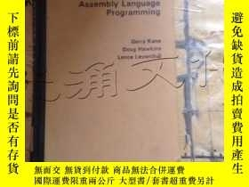 二手書博民逛書店68000罕見assembly language program