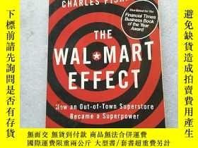 二手書博民逛書店the罕見wal-mart effect by charles