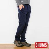 CHUMS 日本 男 Trek風格彈性長褲 深藍 CH031038N001