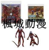 楓城動漫NECA2款紅異形ALIENS異形狗漫畫版套裝手辦模型