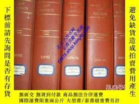 二手書博民逛書店LAW罕見REPORTS APPEAL CASES 1943(A