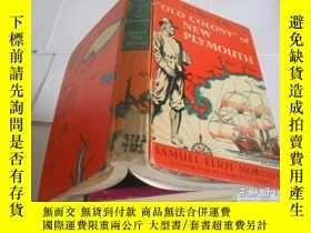 二手書博民逛書店The罕見Story of the OLD COLONY of NEW PLYMOUTH (1620-1692)