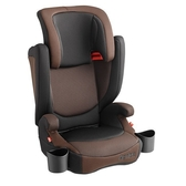 Aprica愛普力卡 - Air Ride 成長型輔助汽車安全座椅(棕橫海)