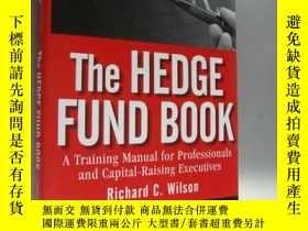二手書博民逛書店The罕見Hedge Fund Book: A Training