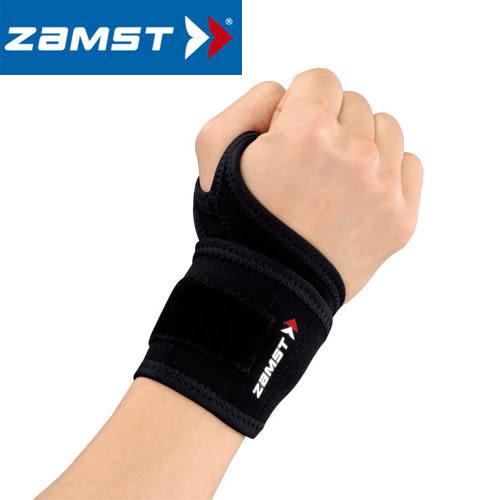 ZAMST西克鎷WRIST WRAP 手腕護運護具 拇指型(原廠公司貨)