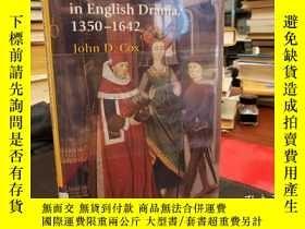 二手書博民逛書店The罕見Devil and the Sacred in English Drama, 1350-1642Y9