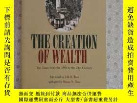 二手書博民逛書店The罕見creation of wealth revised