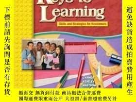 二手書博民逛書店Keys罕見To Learning Student Book-學習課本的關鍵Y436638 Prentice