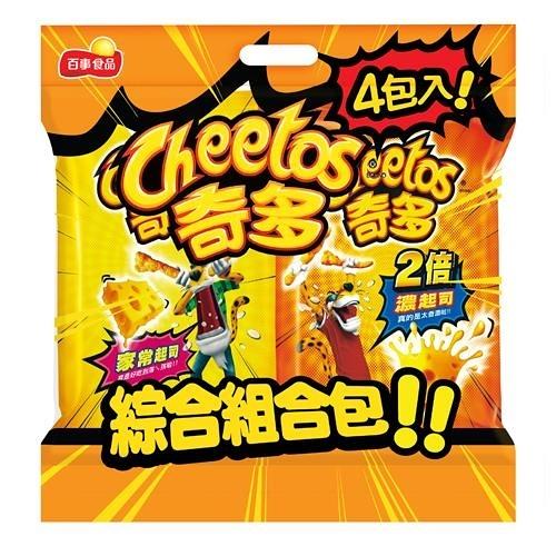 奇多綜合起司組合包220g【愛買】